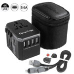 CleverTrips Travel Adapter