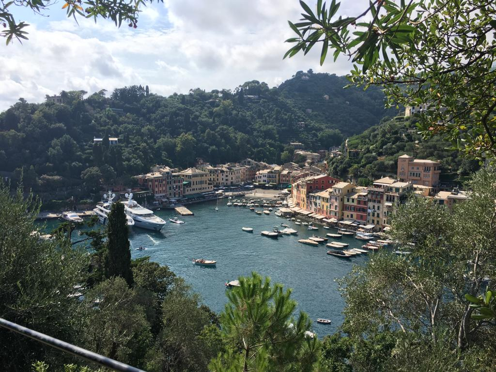 Cinque Terre – Travelling at the coast of Italy