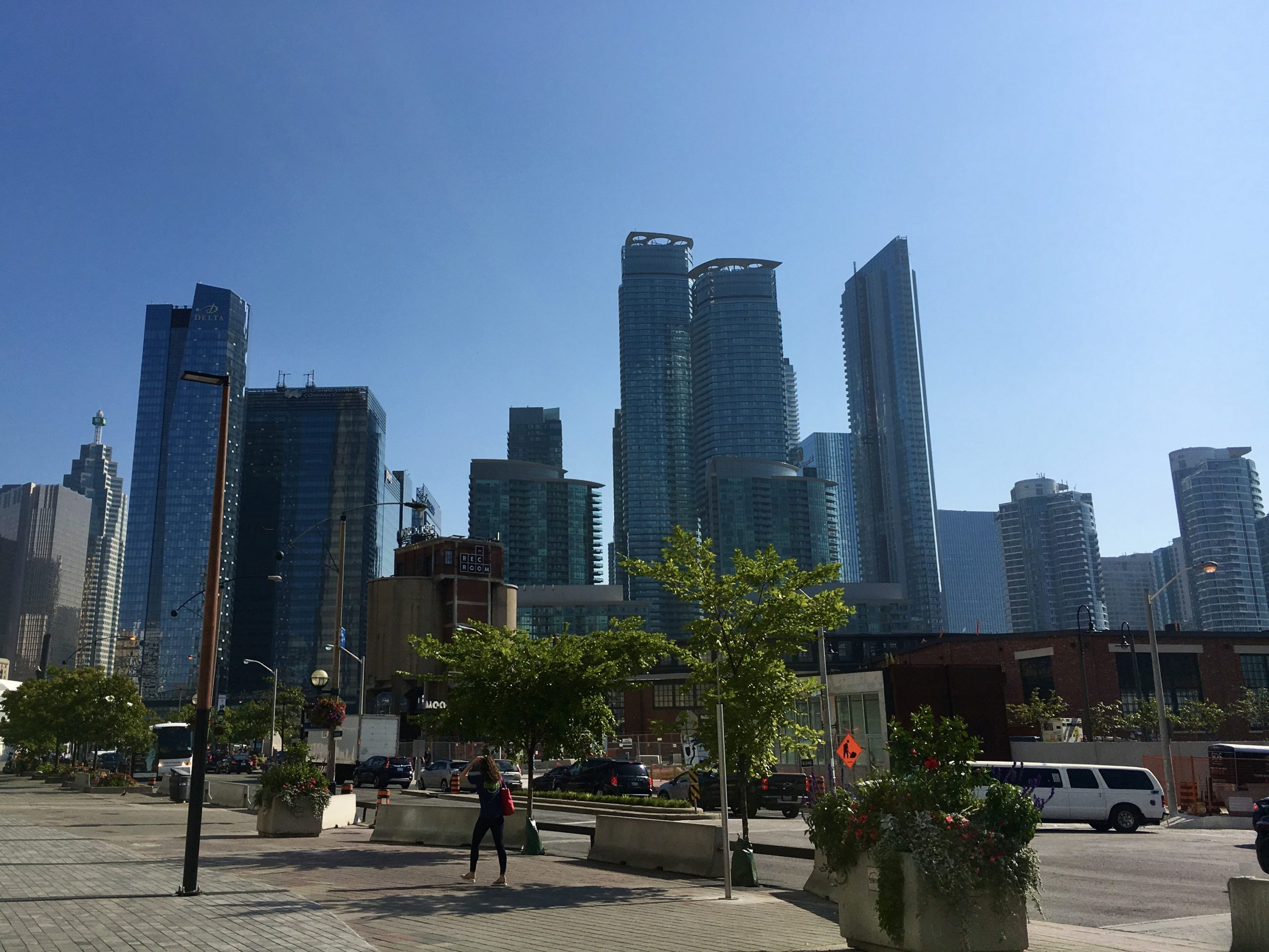 Ontario – Out in nature and the multi-cultural metropolis Toronto