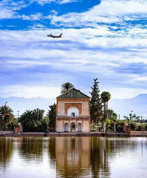 Marrakech the red city