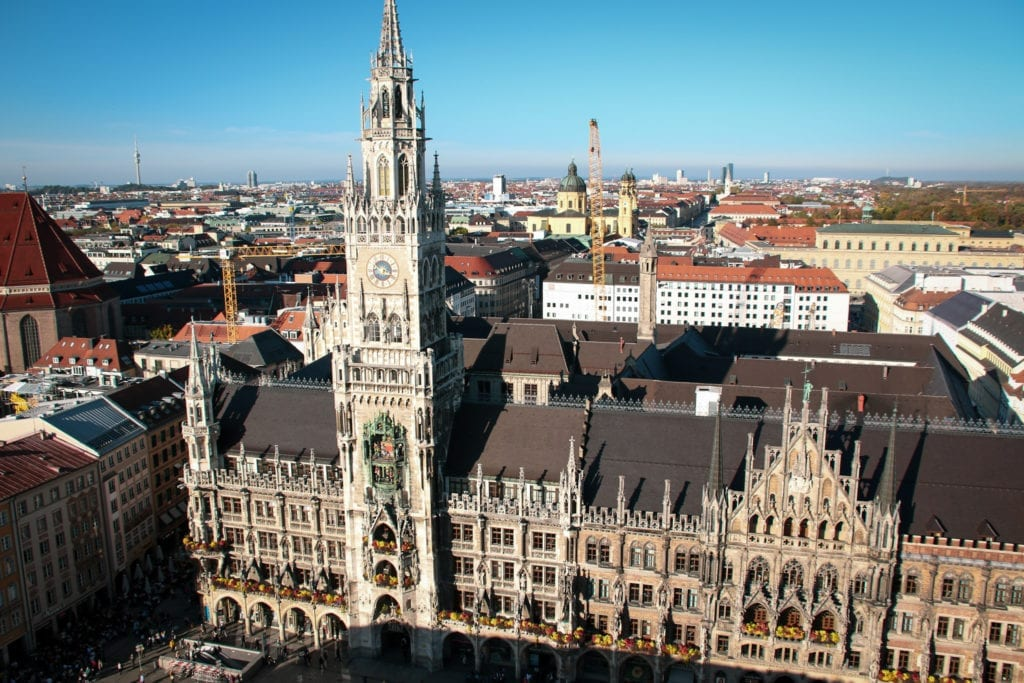 A city of contrasts – Munich