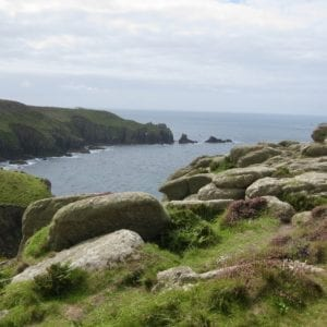 Day trip: Steep coasts at the end of England-thumbnail
