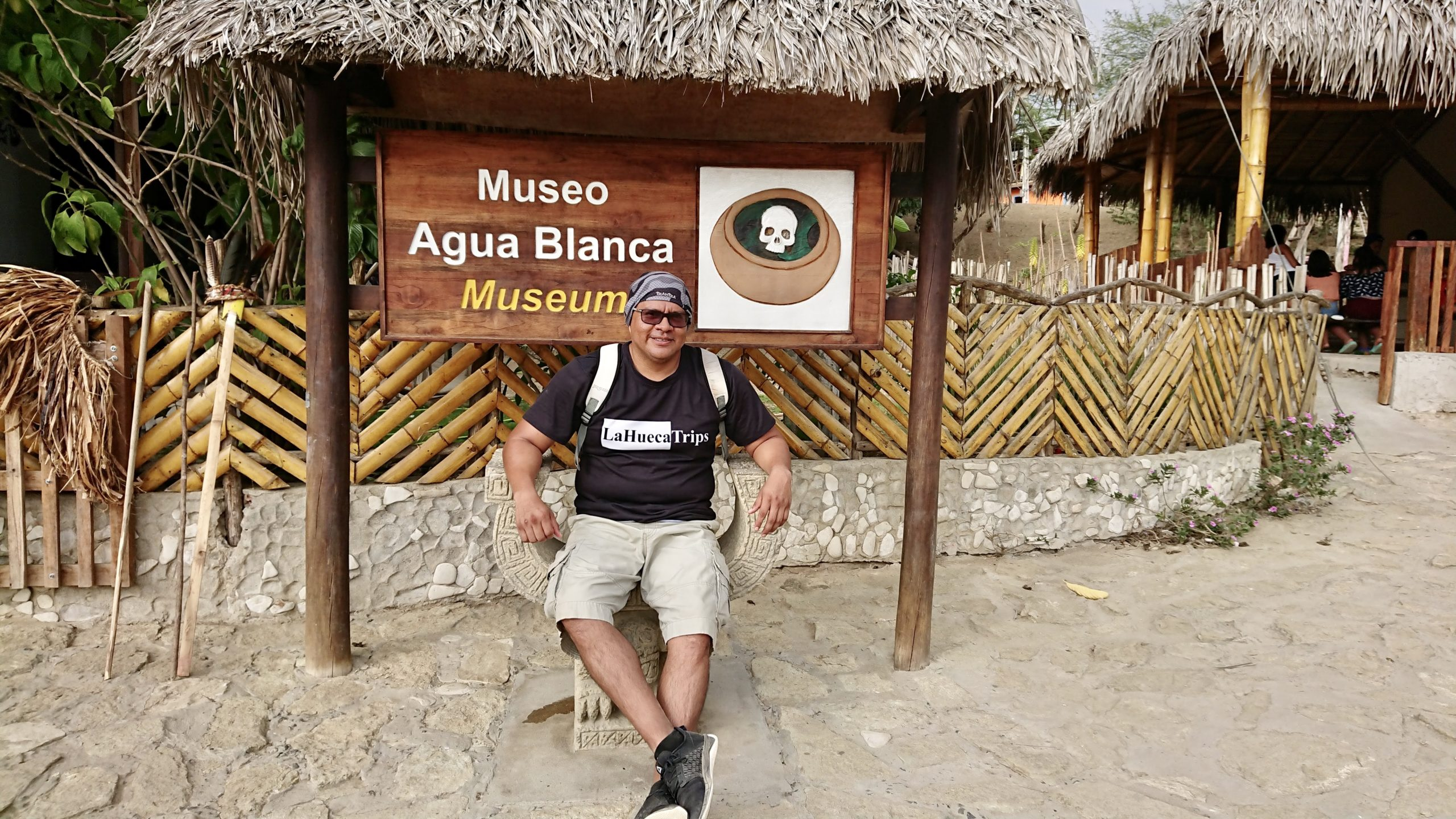 Agua Blanca a Spa in the middle of a Dry and Tropical Forest