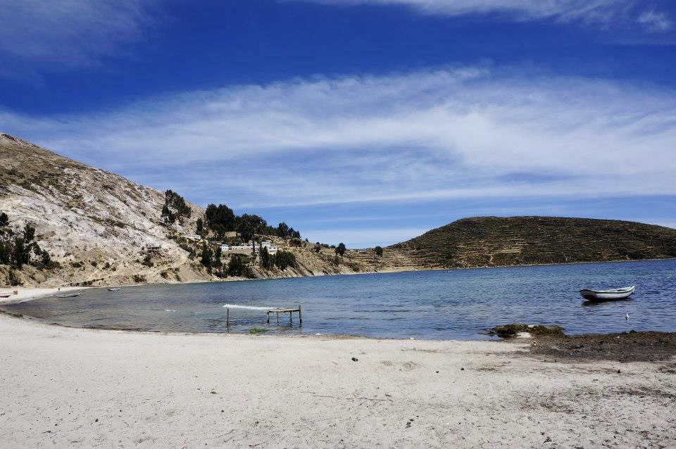 Islas of Uros in the Highest Lake of the World…The Titicaca