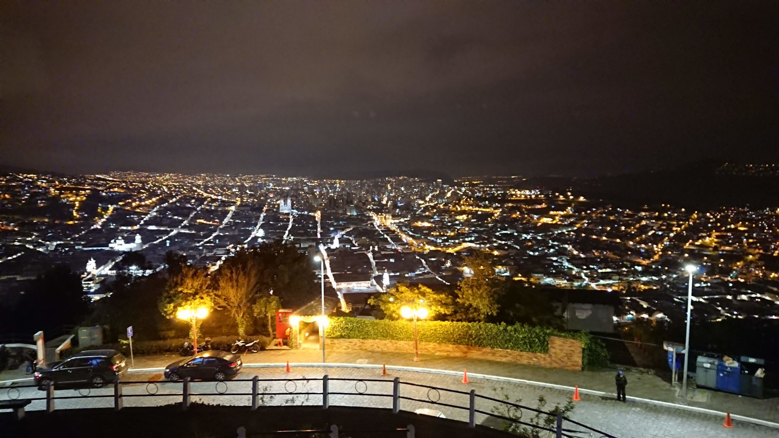 Quito…The Little Face of God.