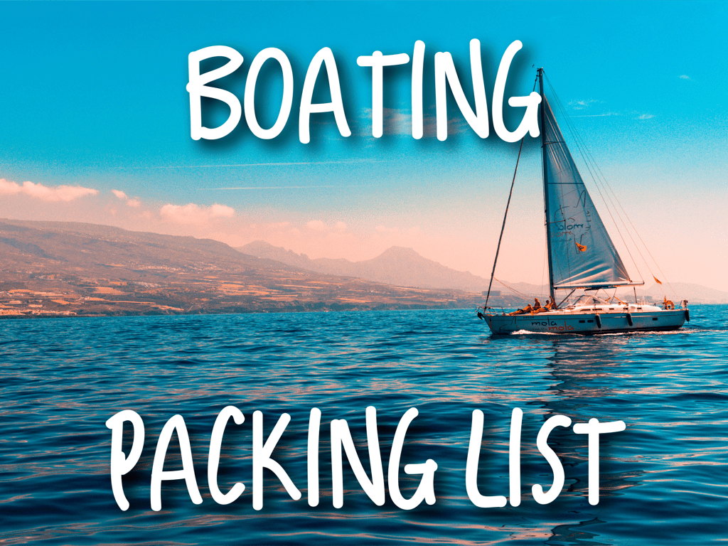 Boating-Packing-List