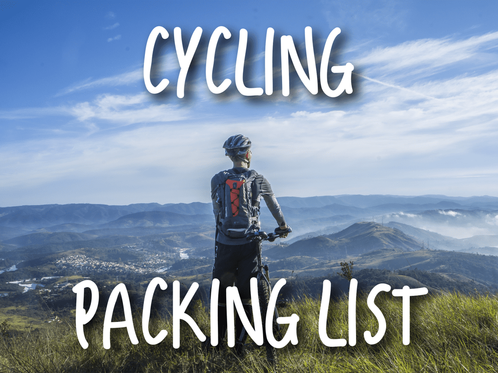 Cycling-Packing-List