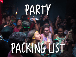 party-packing-list