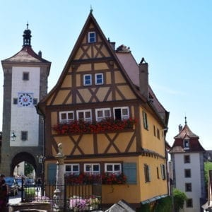 Top 10 Must See Sights & Attractions in Rothenburg ob der Tauber-thumbnail
