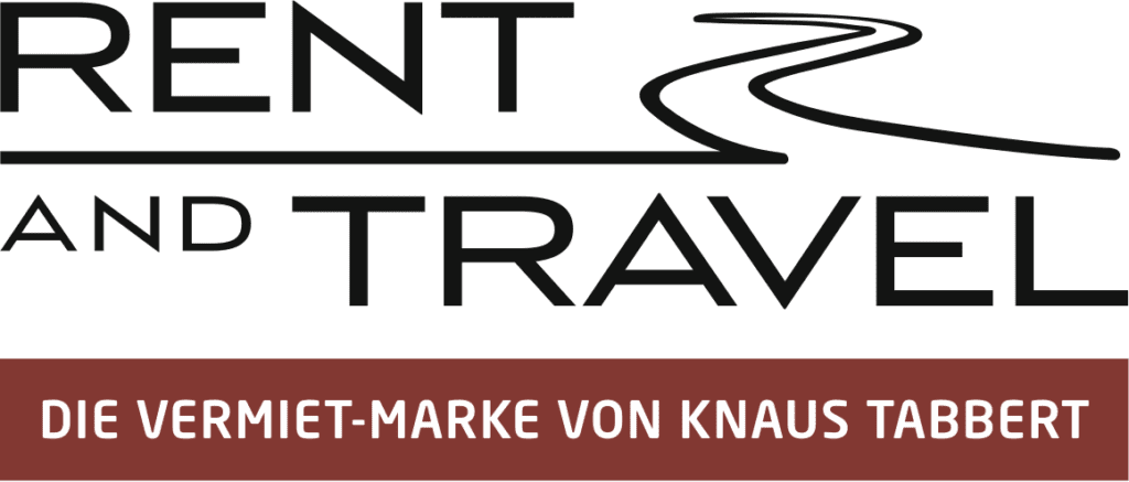 Rent and travel logo
