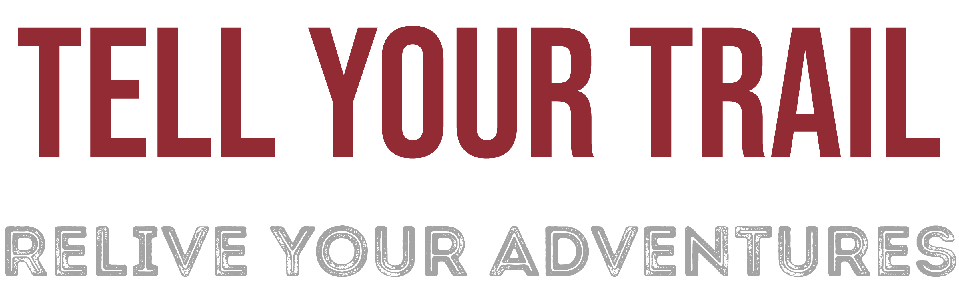 Tell your Trail Logo