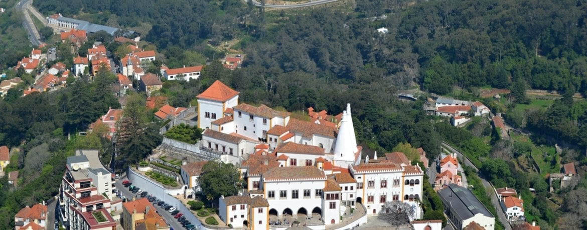 Sintra, a magical place just 30 min from Lisbon