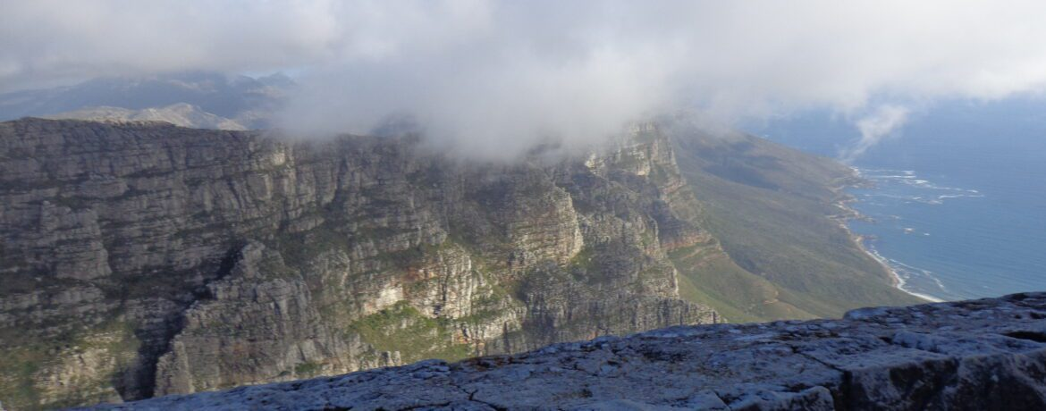 A Day out in Table Mountain